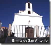 San Antonio chapel in Albox