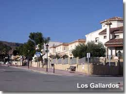 Los Gallardos village in Almeria