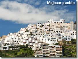 Mojacar Spain Map.Mojacar Mojacar Playa Costa Almeria