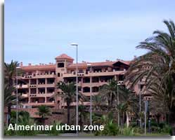 Almerimar beachside urbanisation