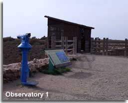 Observatory one at Las Salinas
