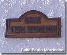 Albaricoques street sign.
