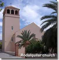 Church at Rodalquilar