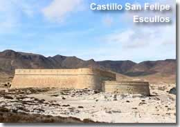 Castle of San Felipe at Escullos