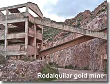 Gold mines of Rodalquilar