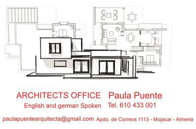 Architects office, Paula Puente