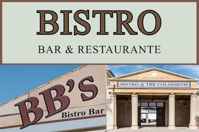 Bistro, BB´s and Bistro at the Collosseum
