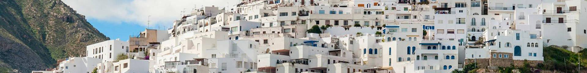 Mojácar Pueblo, Almería