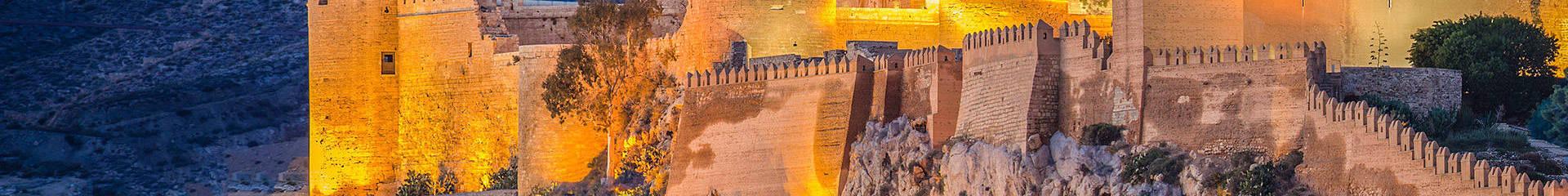 The Alcazaba Fortress, Almería