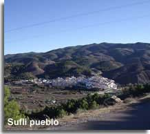 Sufli mountain pueblo