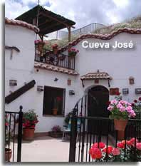 Cave home of Guadix - Cueva Jose
