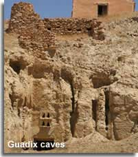 Caves in Guadix