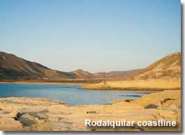 Rodalquilar valley and coastline