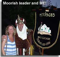 Moorish governor of Mojacar