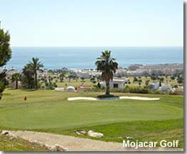 Mojacar golf club