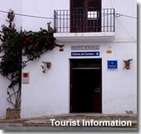 Tourist Information Centre in Mojacar Pueblo