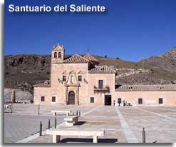 Santuario del Saliente in the Sierra Estancias