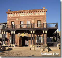 Oasys Park Yellow Rose Saloon