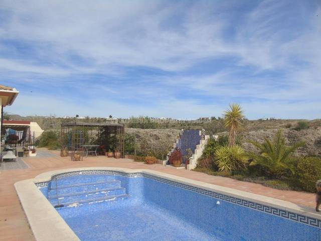 APF-4432: Villa for Sale in Albox, Almería