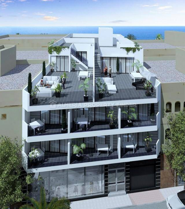 3 Bedroom Apartment in Garrucha