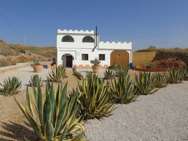 Country house in Oria, Almería