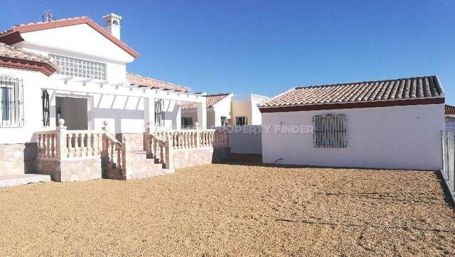 APF-3458: Villa for Sale in Arboleas, Almería