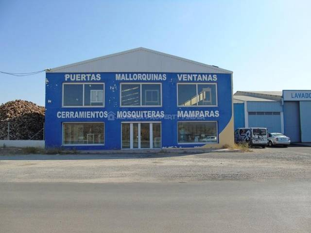 APF-3517: Commercial property for Sale in Albox, Almería