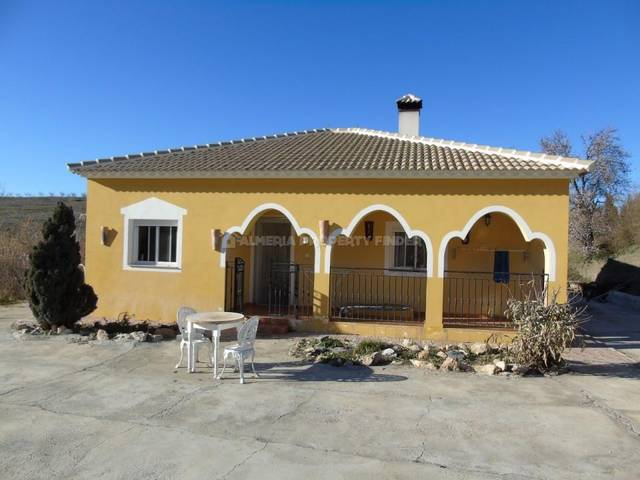 APF-3819: Villa for Sale in Oria, Almería