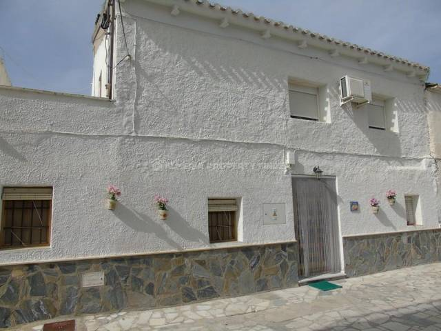 Country house in Lucar, Almería