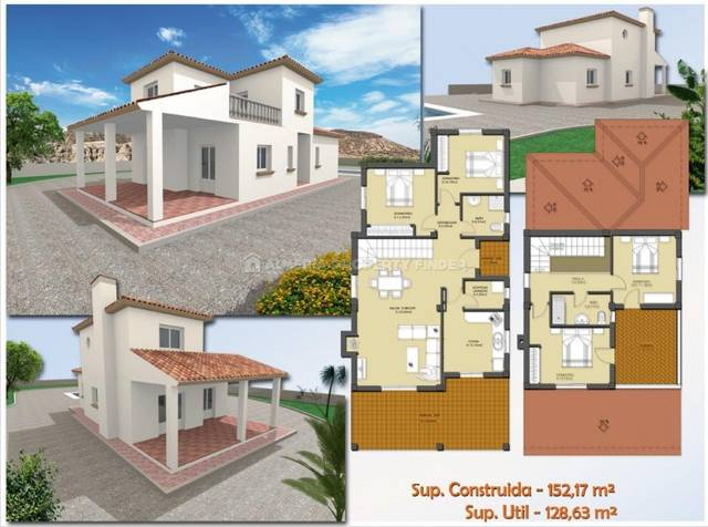 APF-4170: Villa for Sale in Huercal-Overa, Almería