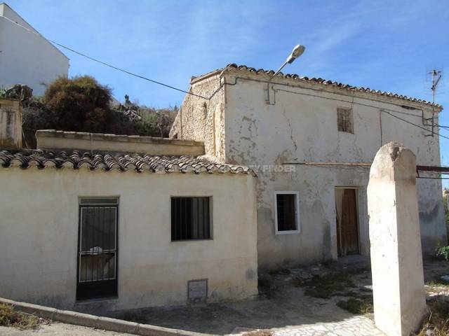 4 Bedroom Country house in Arboleas