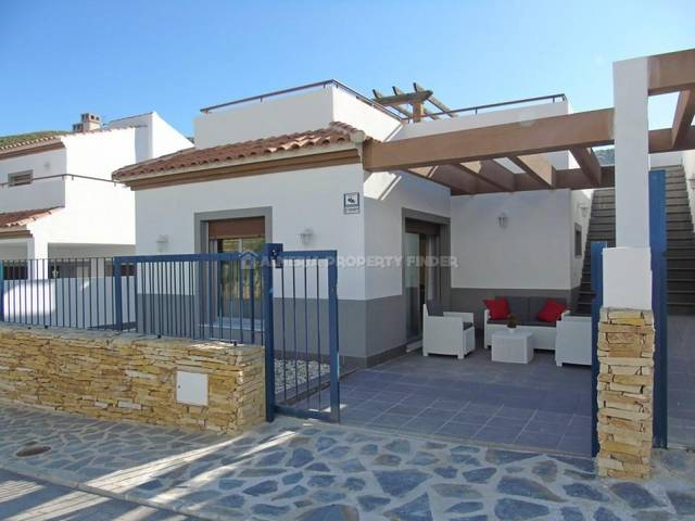 2 Bedroom Villa in Lijar