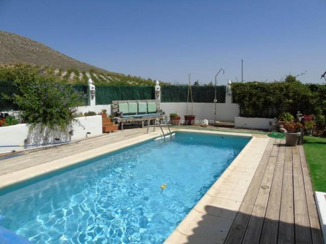 APF-4566: Villa for Sale in Oria, Almería