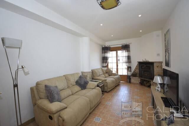Cla 7523 Casa Suenos de Luna: Town house for Sale in Los Cerricos, Almería
