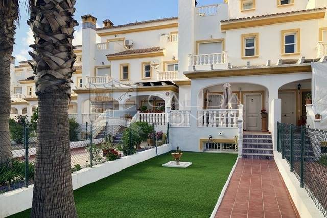 2 Bedroom Town house in Vera Playa