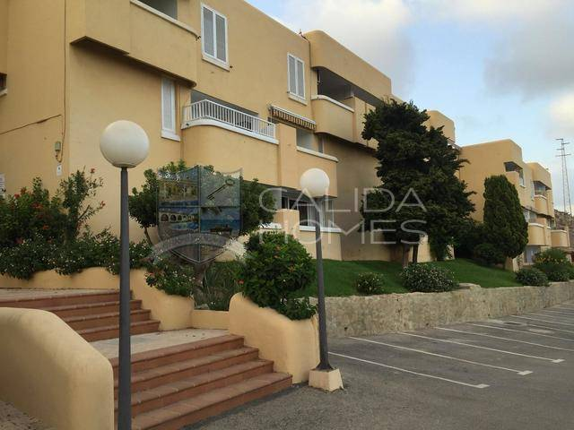 2 Bedroom Apartment in Garrucha