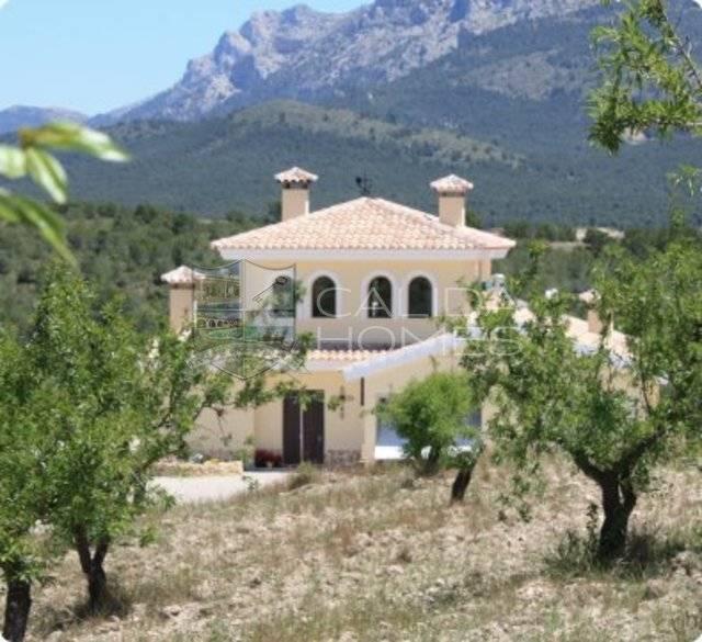 cla7194: Villa for Sale in La Cañada de Lorca, Almería