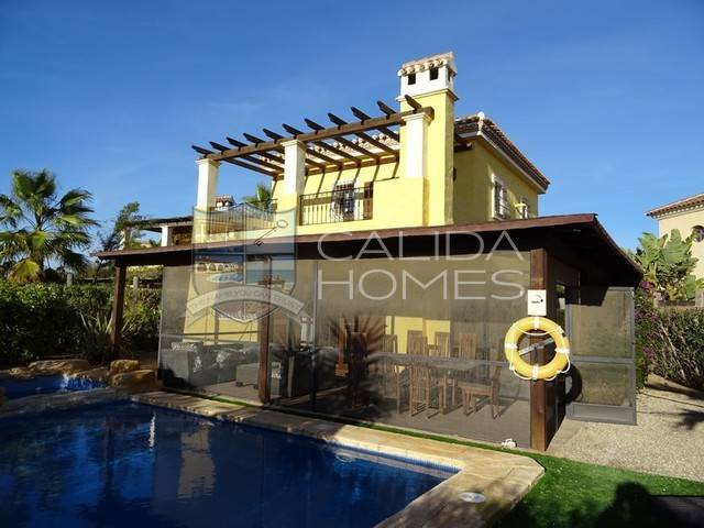 4 Bedroom Villa in Vera