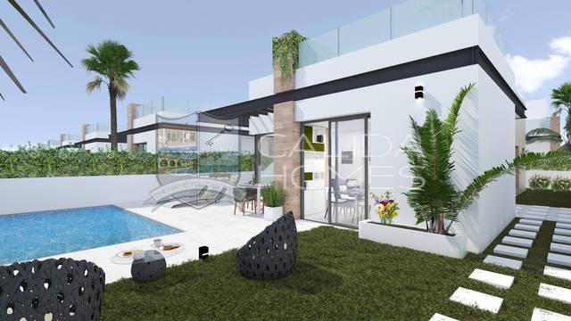 cla7088: Villa for Sale in San Juan de los Terreros, Almería