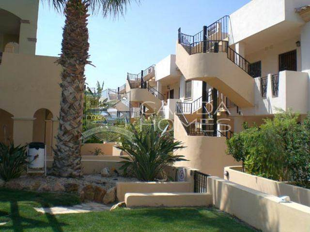 2 Bedroom Apartment in Palomares