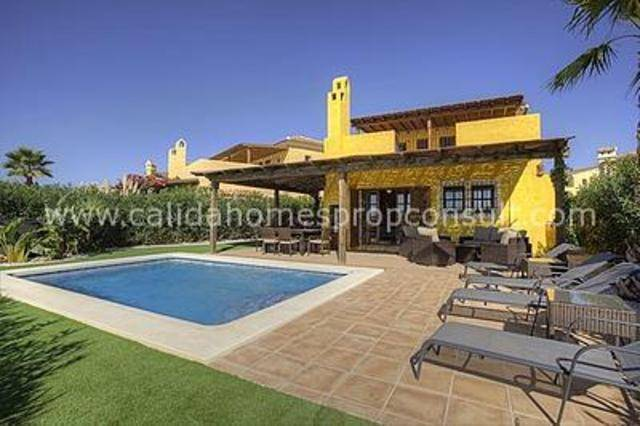 3 Bedroom Villa in Cuevas del Almanzora