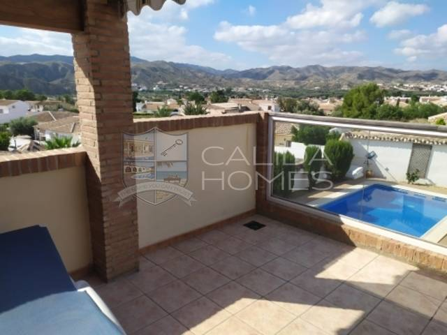 cla7326- Villa Vista Montana: Villa for Sale in Arboleas, Almería