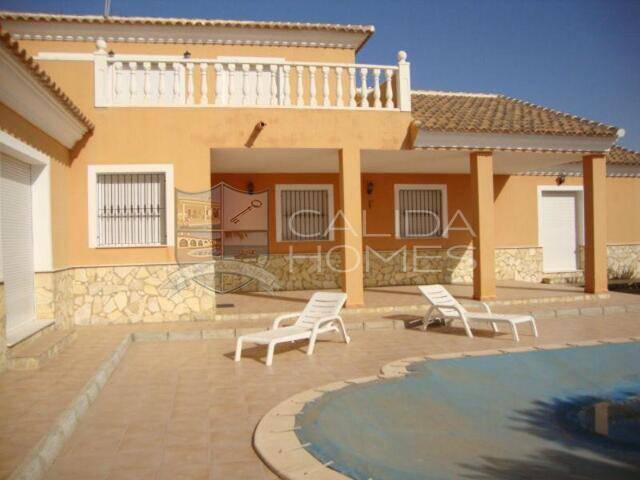 Cla7388 Vila Palacio: Villa for Sale in Arboleas, Almería