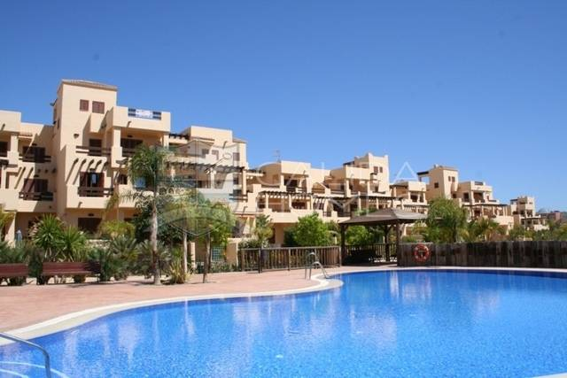 2 Bedroom Apartment in Vera Playa