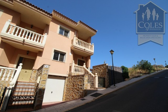 TUR3T26: Town house for Sale in Turre, Almería