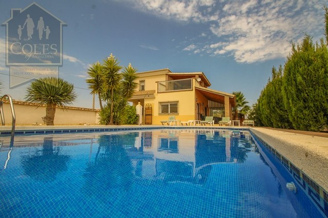 3 Bedroom Villa in Arboleas