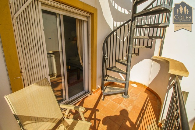 PAL2A19: Apartment for Sale in Palomares, Almería