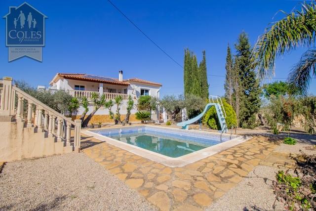 Villa in Alfaix, Almería