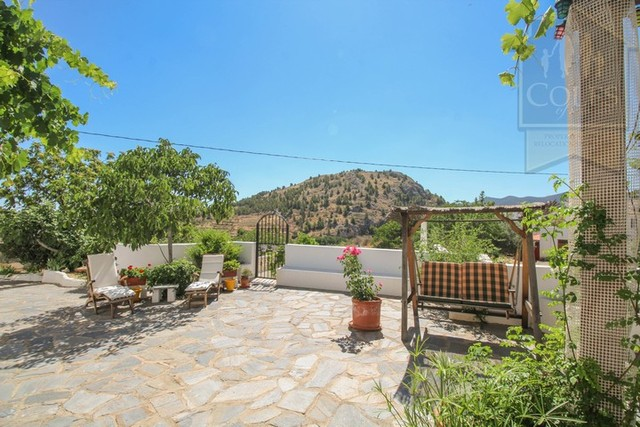 BLA4C09: Cortijo for Sale in Velez Blanco, Almería