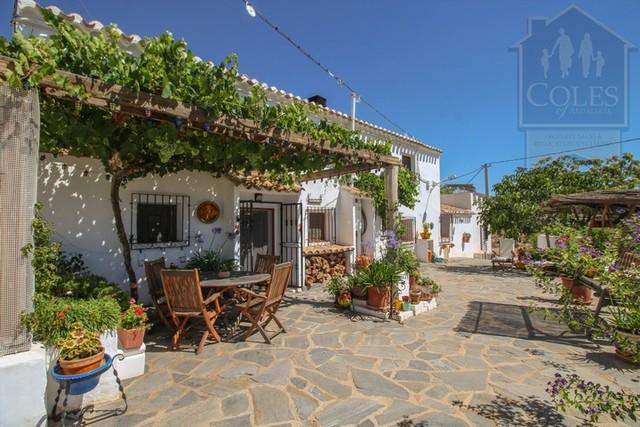 Cortijo in Velez Blanco, Almería